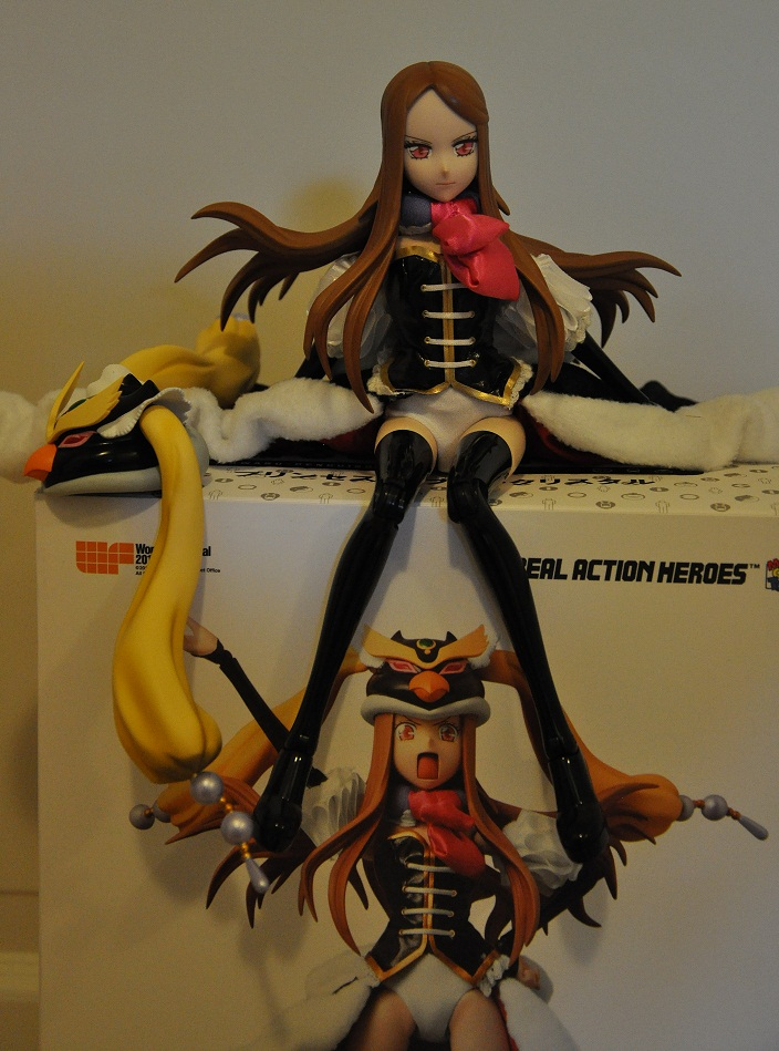 medicom_toy real_action_heroes perfect-studio mawaru_penguindrum princess_of_the_crystal penguin_2-gou penguin_1-gou penguin_3-gou
