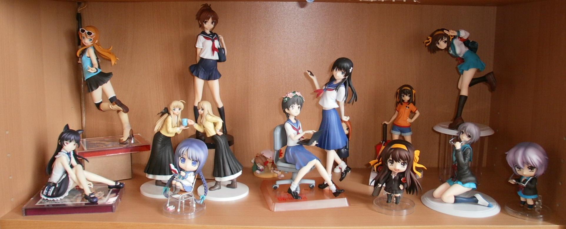 wave kotobukiya sega nendoroid alter good_smile_company bandai suzumiya_haruhi nagato_yuki reina chara-ani suzumiya_haruhi_no_yuuutsu to_aru_kagaku_no_railgun kimi_ga_nozomu_eien ascii_media_works tanaka_touji amano_tooko kousaka_kirino suzumiya_haruhi_no_shoushitsu bungaku_shoujo ore_no_imouto_ga_konna_ni_kawaii_wake_ga_nai nendoron udono_kazuyoshi ageta_yukiwo kiyohara_hidemasa hiroshi_(sakurazensen) inagaki_hiroshi mumei itou_noiji tanigawa_nagaru fio gsi_creos baby_sue pinky:st gokou_ruri kawashima_minami moshidora treasure_figure_collection suzumiya_haruka kojima_shou saten_ruiko uiharu_kazari futakoi_alternative shirogane_souju shirogane_sara