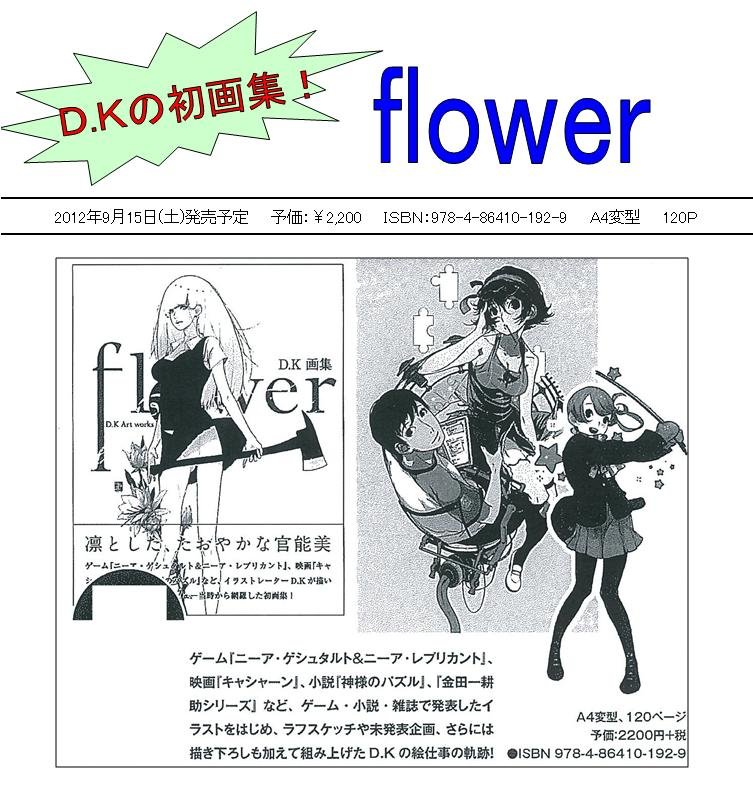 artbook asuka_shinsha d.k