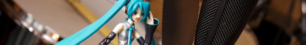 figma vocaloid microphone drums hatsune_miku max_factory bokeh asai_(apsy)_masaki cheerful_japan!