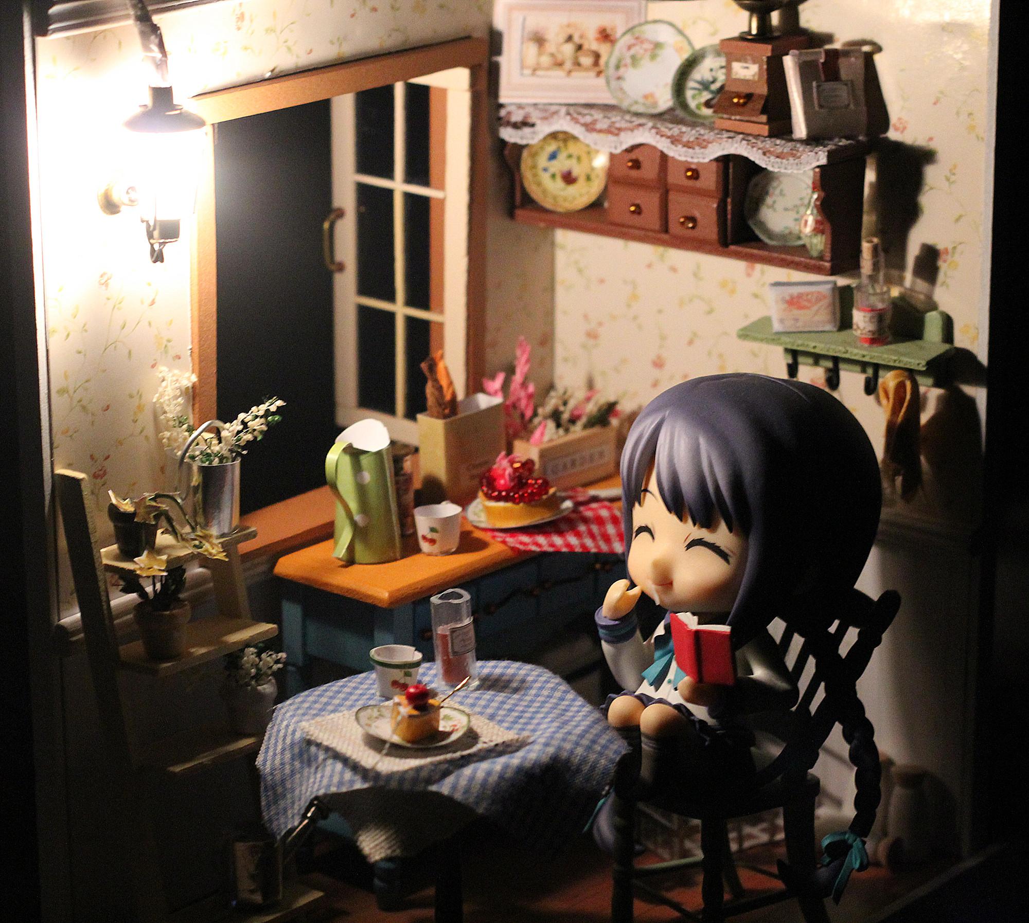 nendoroid good_smile_company amano_tooko bungaku_shoujo udono_kazuyoshi