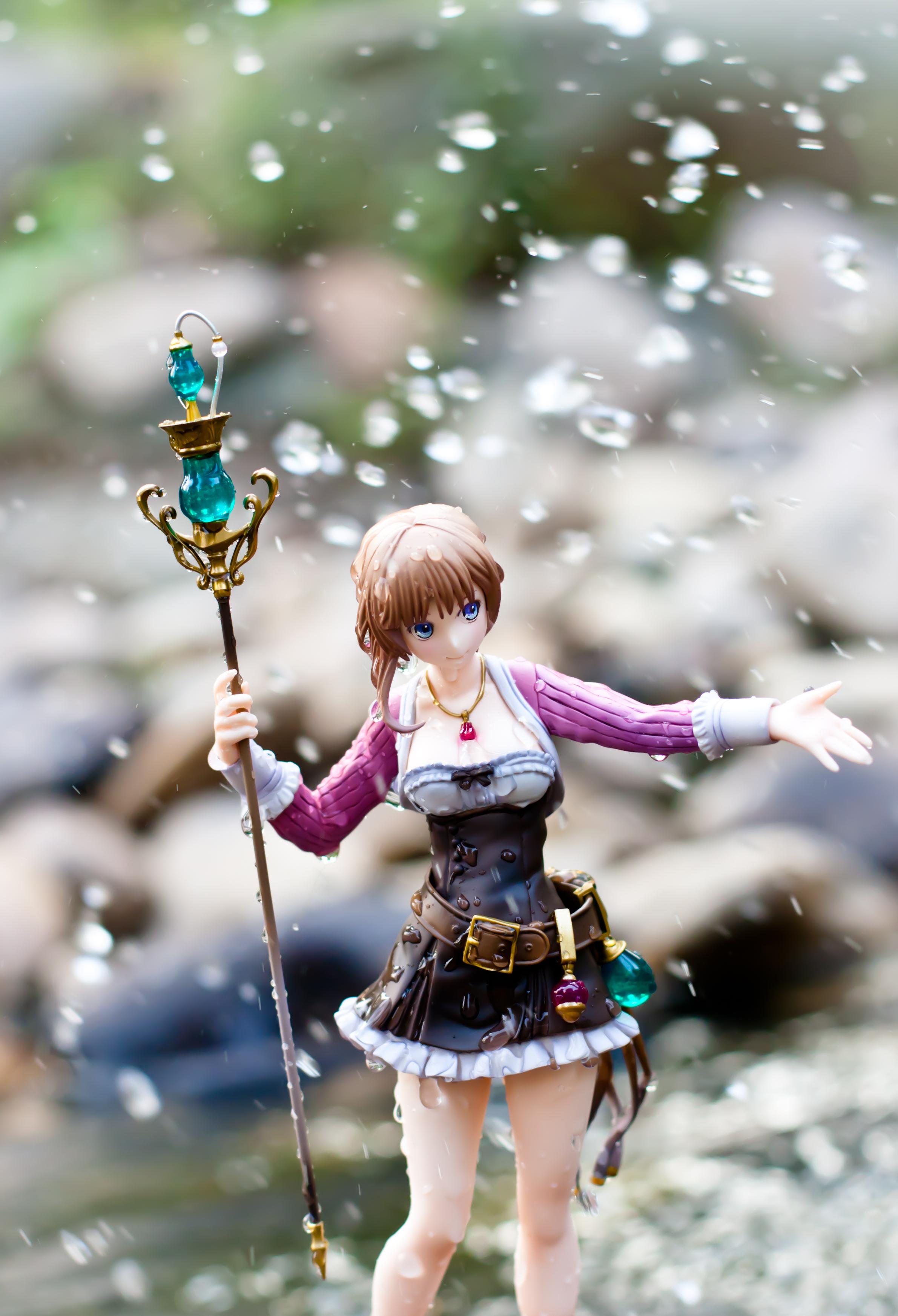 megahouse kibayashi_norio kishida_mel high_priestess atelier_rorona_~arland_no_renkinjutsushi~ rororina_fryxell