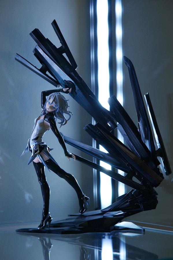 lightning good_smile_company redjuice led display_case lacia ishinaga_sakurako beatless