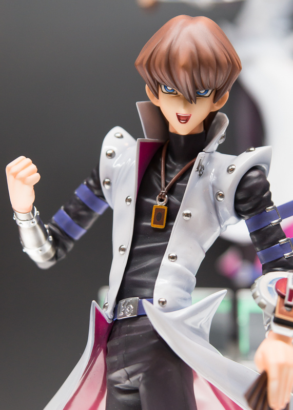 kotobukiya shirahige_tsukuru kaiba_seto takahashi_kazuki yu-gi-oh!_duel_monsters artfx_j