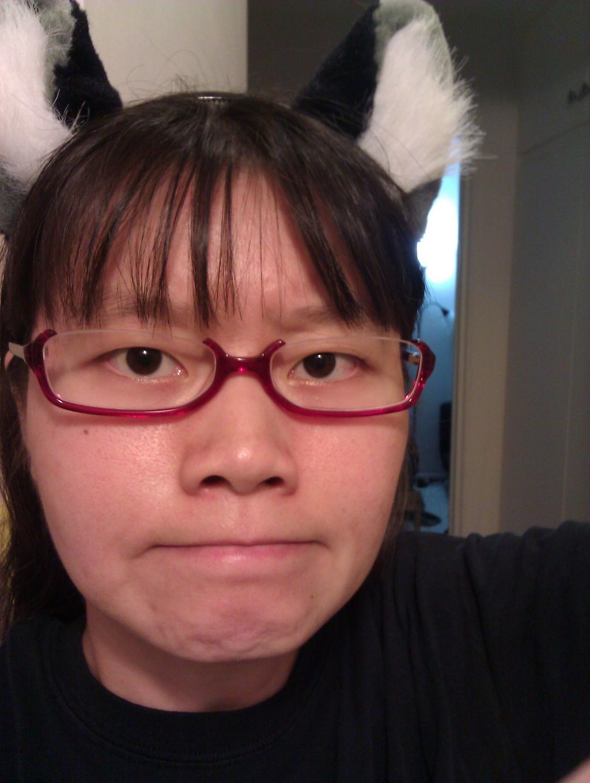 hairband glasses k-on! nakano_azusa cospa kakifly mahou_shoujo_madoka★magica sakura_high_school_light_music_club akemi_homura