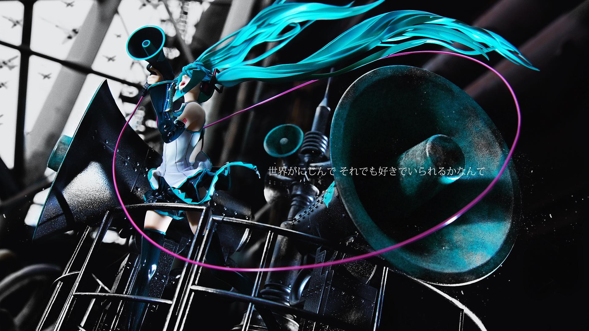 vocaloid hatsune_miku good_smile_company miwa_shirou iwanaga_sakurako