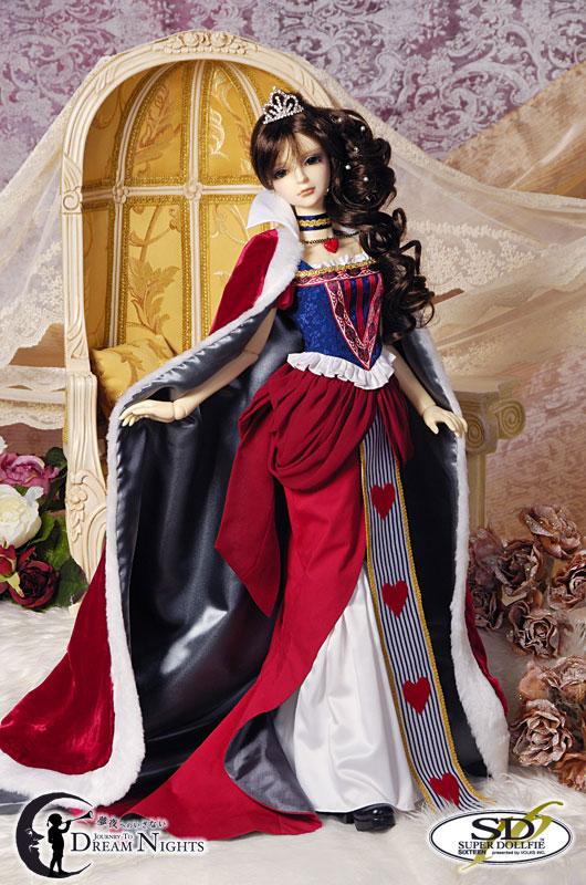 volks zoukei-mura doll_clothes super_dollfie queen_of_hearts journey_to_dream_nights valico super_dollfie_16