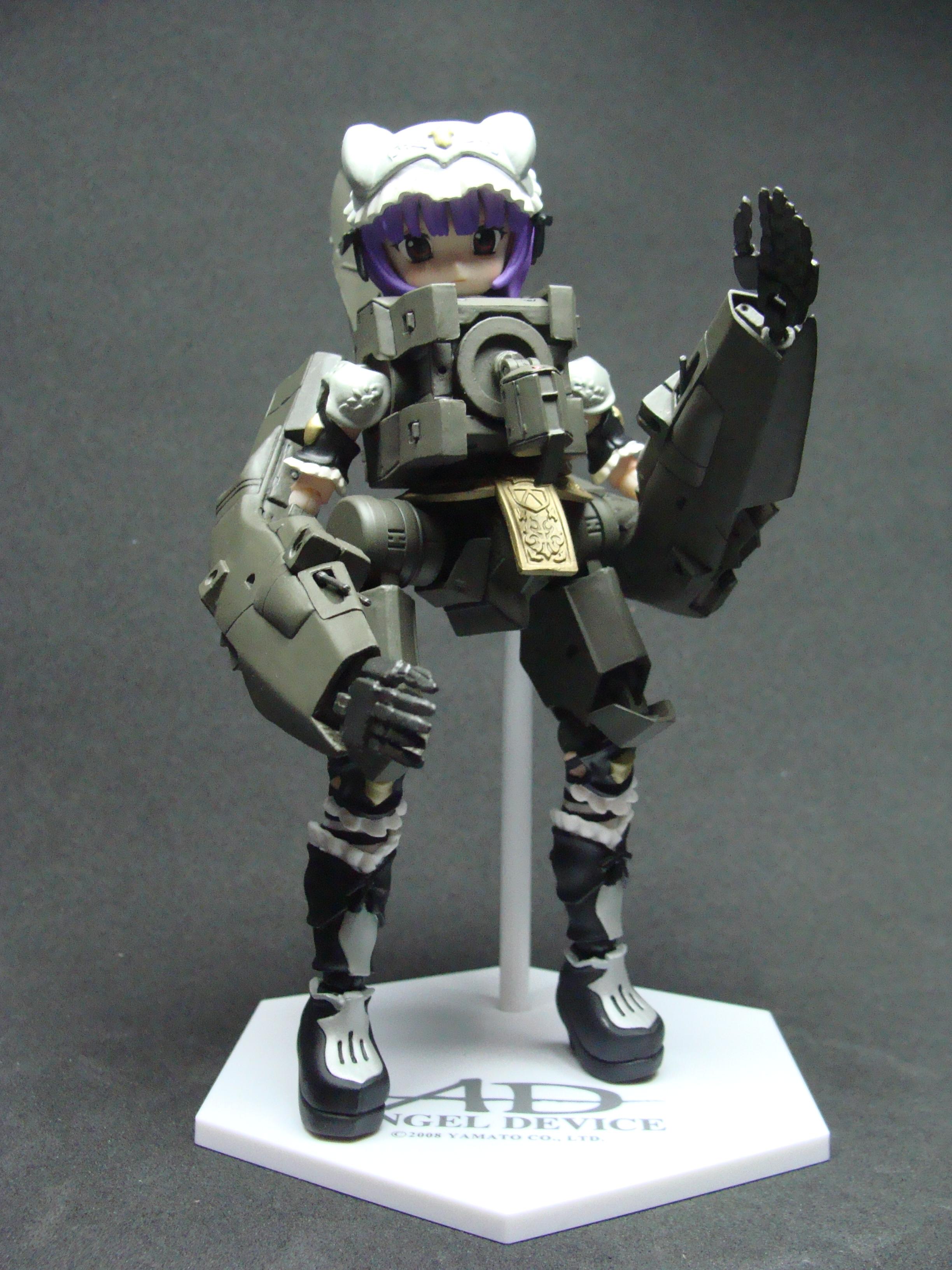yamato michael azusa_rei moe_moe_block mmb_-_hyper_armored_block