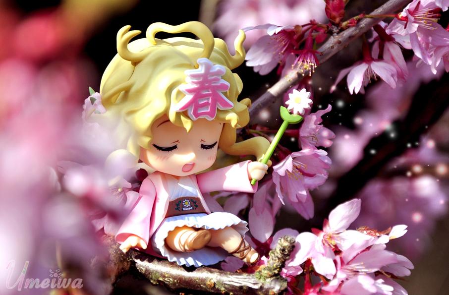 nendoroid good_smile_company sonico nitroplus haru-chan nendoron itou_reiichi nitro_super_sonic haru-chan_no_kishou_mamechishiki digiturbo