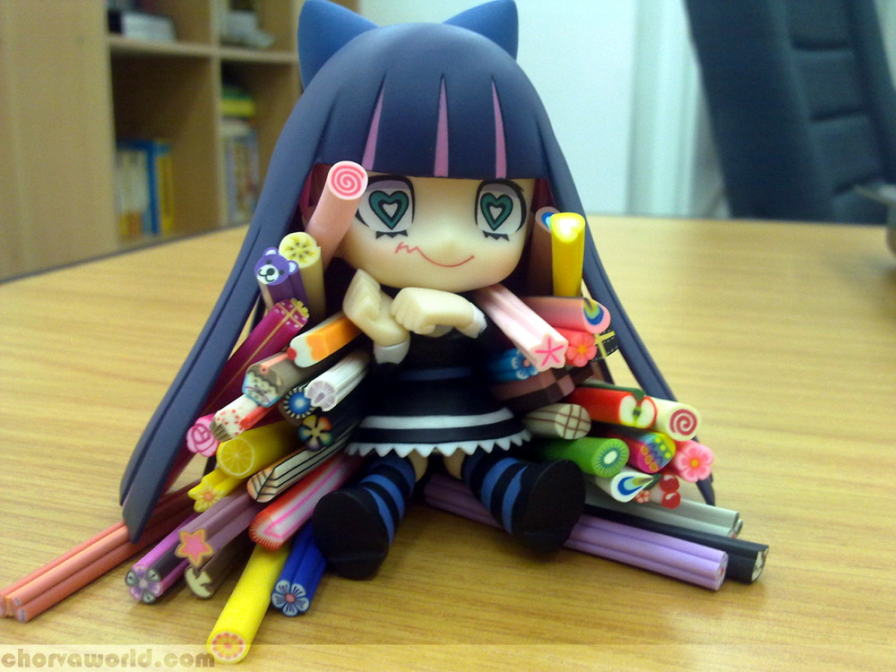 nendoroid good_smile_company panty_&_stocking_with_garterbelt mesuka stocking_anarchy