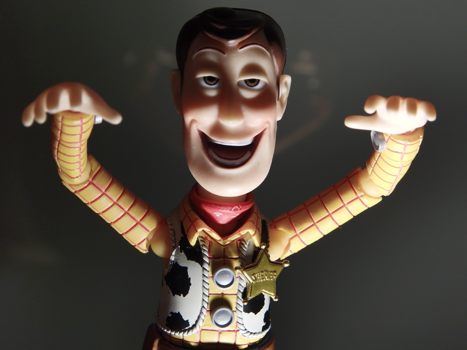 revoltech pixar kaiyodo woody toy_story matsumoto_eiichiro revoltech_sfx