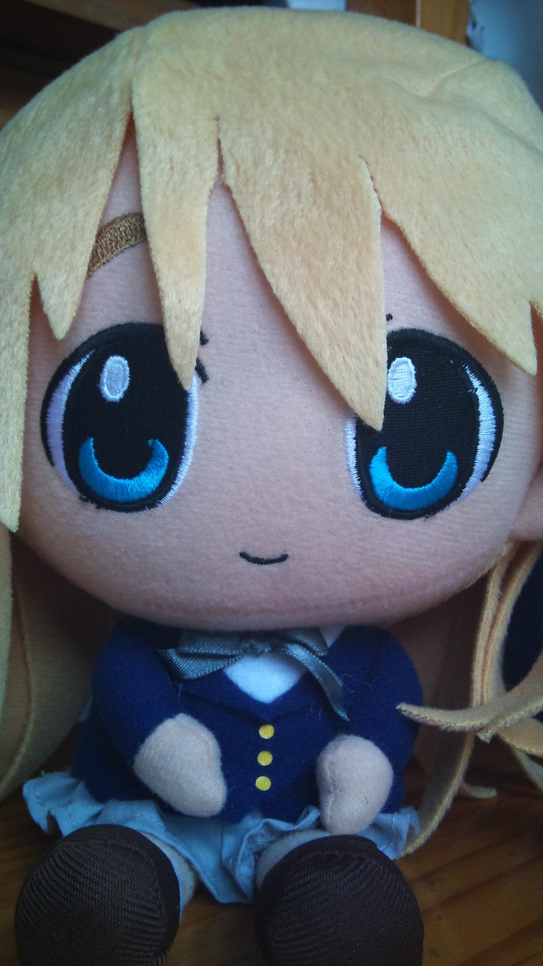 k-on! banpresto kotobuki_tsumugi