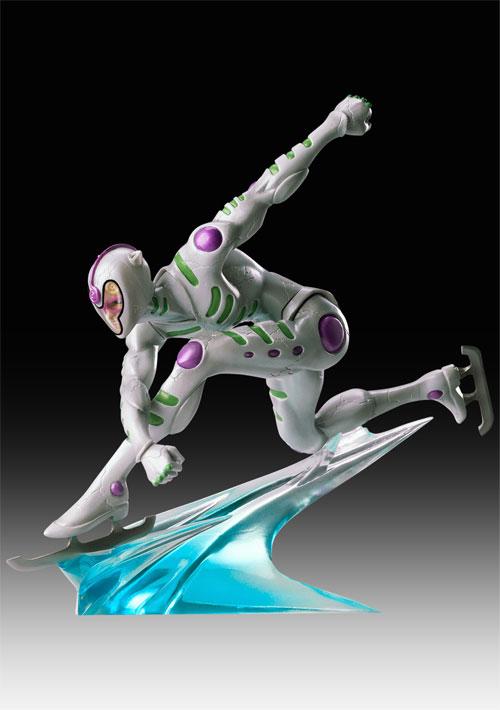 white_album jojo_no_kimyou_na_bouken di_molto_bene restore statue_legend ghiaccio