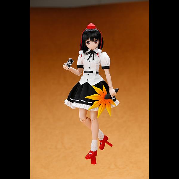 touhou_project hobby_japan azone shameimaru_aya pureneemo pureneemo_characters team_shanghai_alice