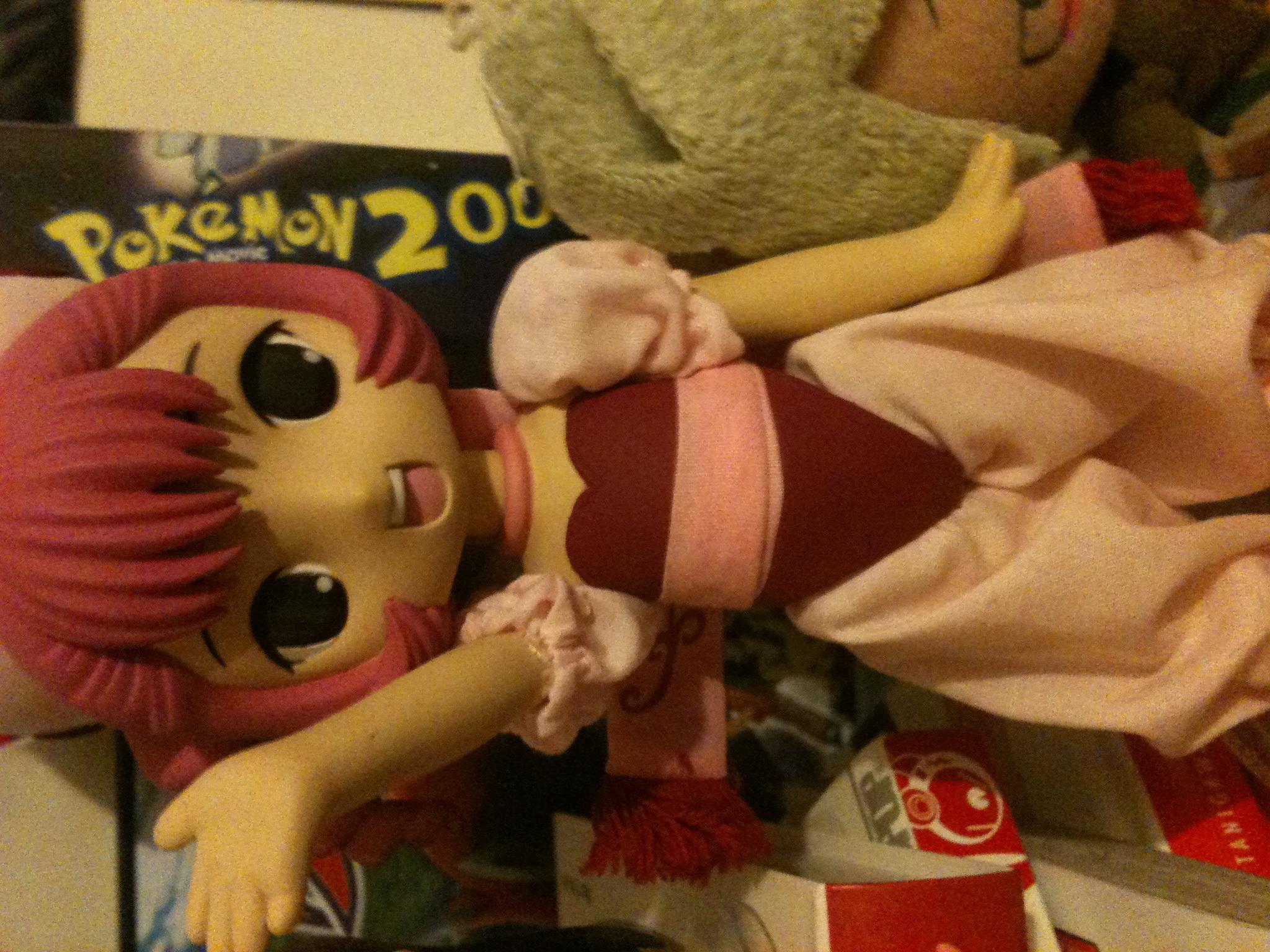 clamp sumomo chobits toynami talking_doll