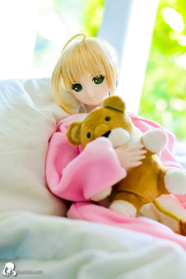 volks saber dollfie_dream type_moon fate/hollow_ataraxia zoukei-mura doll_clothes misaki_serika