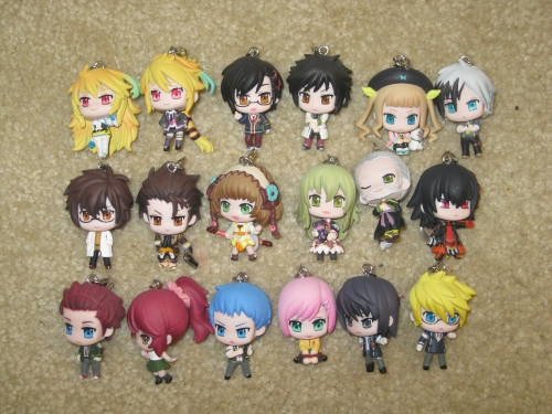 "charm yuri_lowell tales_of_vesperia movic lulu flynn_scifo colorfull_collection tales_of_xillia jude_mathis milla_maxwell estellise_sidos_heurassein tales_of_graces asbel_lhant hubert_ozwell alvin leia_rolando tipo elise_lutus rowen_j._ilbert tales_of_xillia_2 ludger_will_kresnik elle_mel_mata gaius colorfull_collection_""tales_of""_series_vol.2_b_(tales_of_school) cheria_barnes colorfull_collection_""tales_of""_series_vol.2_a_(tales_of_xillia_2)"
