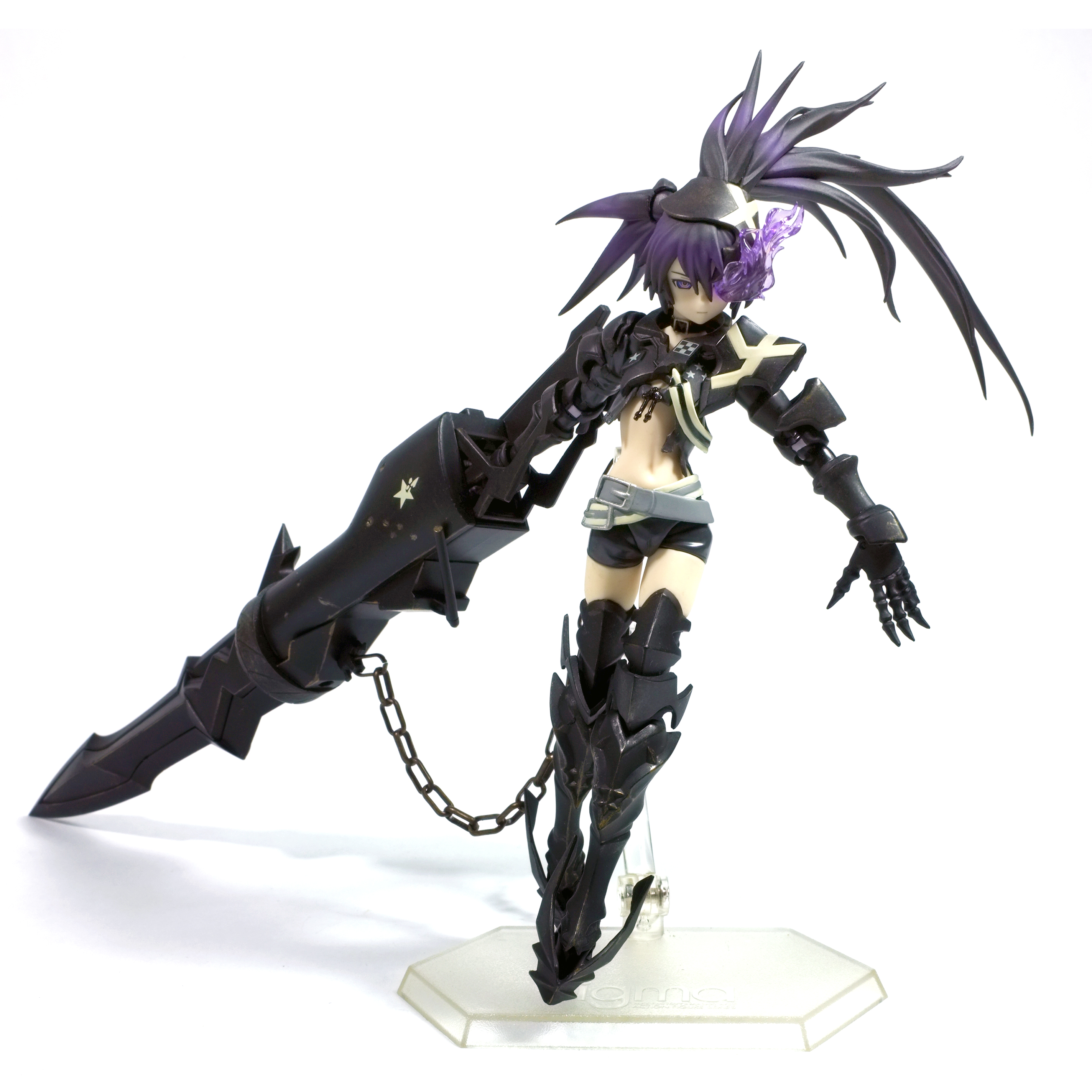 figma huke max_factory asai_(apsy)_masaki black_★_rock_shooter insane_black_★_rock_shooter