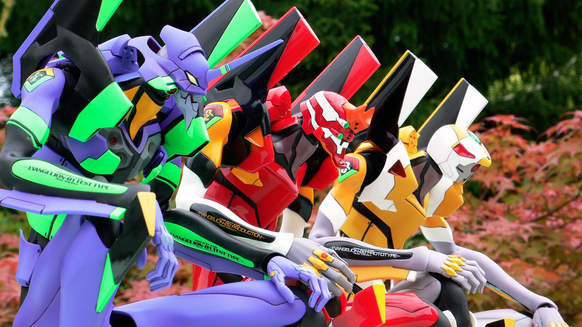 eva-01 eva-02 medicom_toy evangelion_shin_gekijouban eva-00 real_action_heroes perfect-studio evangelion_shin_gekijouban:_ha
