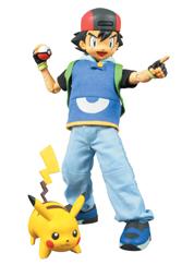 pikachu pocket_monsters medicom_toy real_action_heroes satoshi