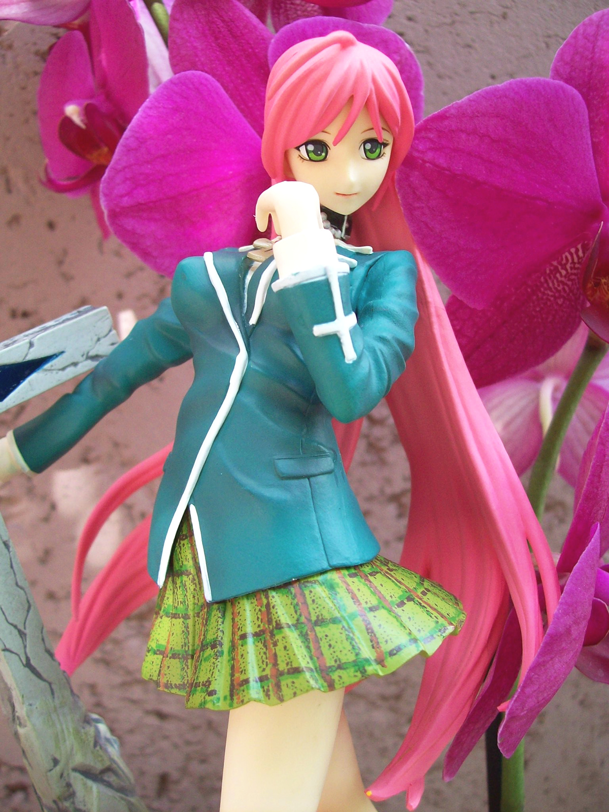 shueisha rosario_+_vampire akashiya_moka shueisha_solid_selection