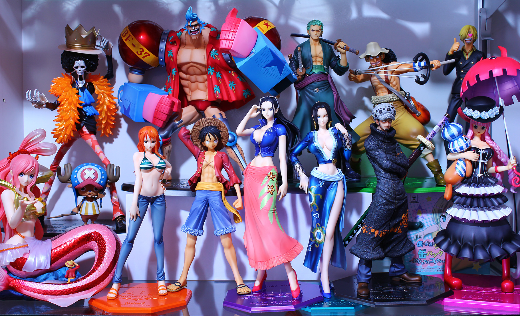 "megahouse one_piece nico_robin nami usopp sanji monkey_d._luffy franky excellent_model iwamoto_kunihito roronoa_zoro brook tony_tony_chopper boa_hancock shueisha trafalgar_law ajiken oda_eiichiro fukuda_takashi attm perona toei_animation portrait_of_pirates_""sailing_again"" shirahoshi ishiyama_yuuki portrait_of_pirates_ex portrait_of_pirates_""sa-maximum"""