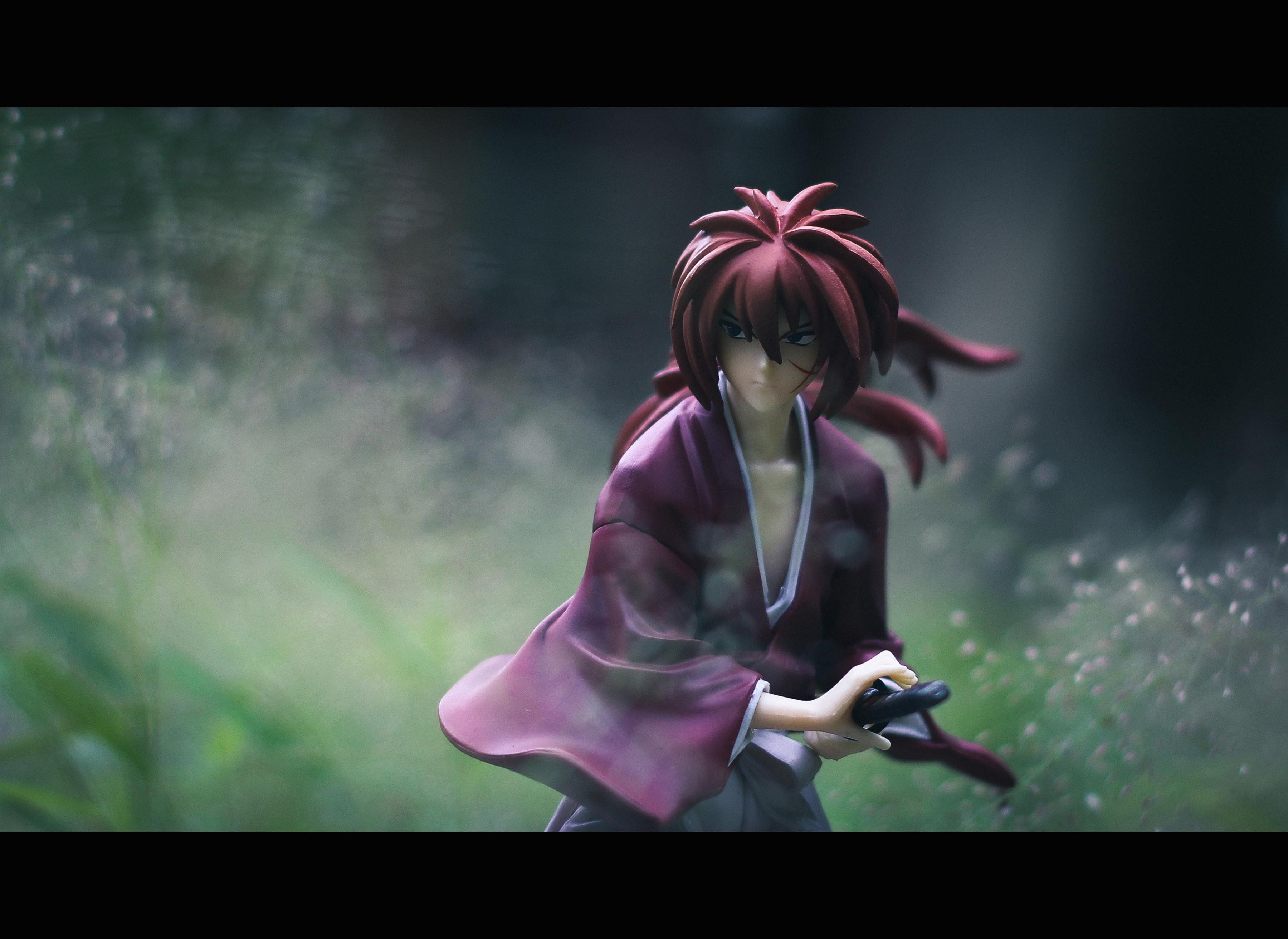 bandai figuarts_zero rurouni_kenshin himura_kenshin