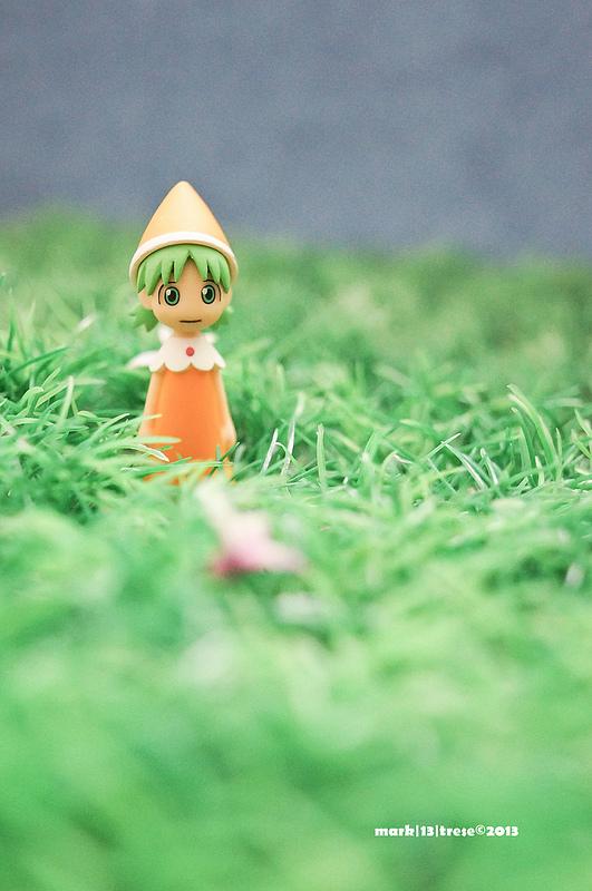 strap kaiyodo koiwai_yotsuba matsumoto_eiichiro enoki_tomohide azuma_kiyohiko yotsuba&! yotsuba_strap_mascot_trading_figure