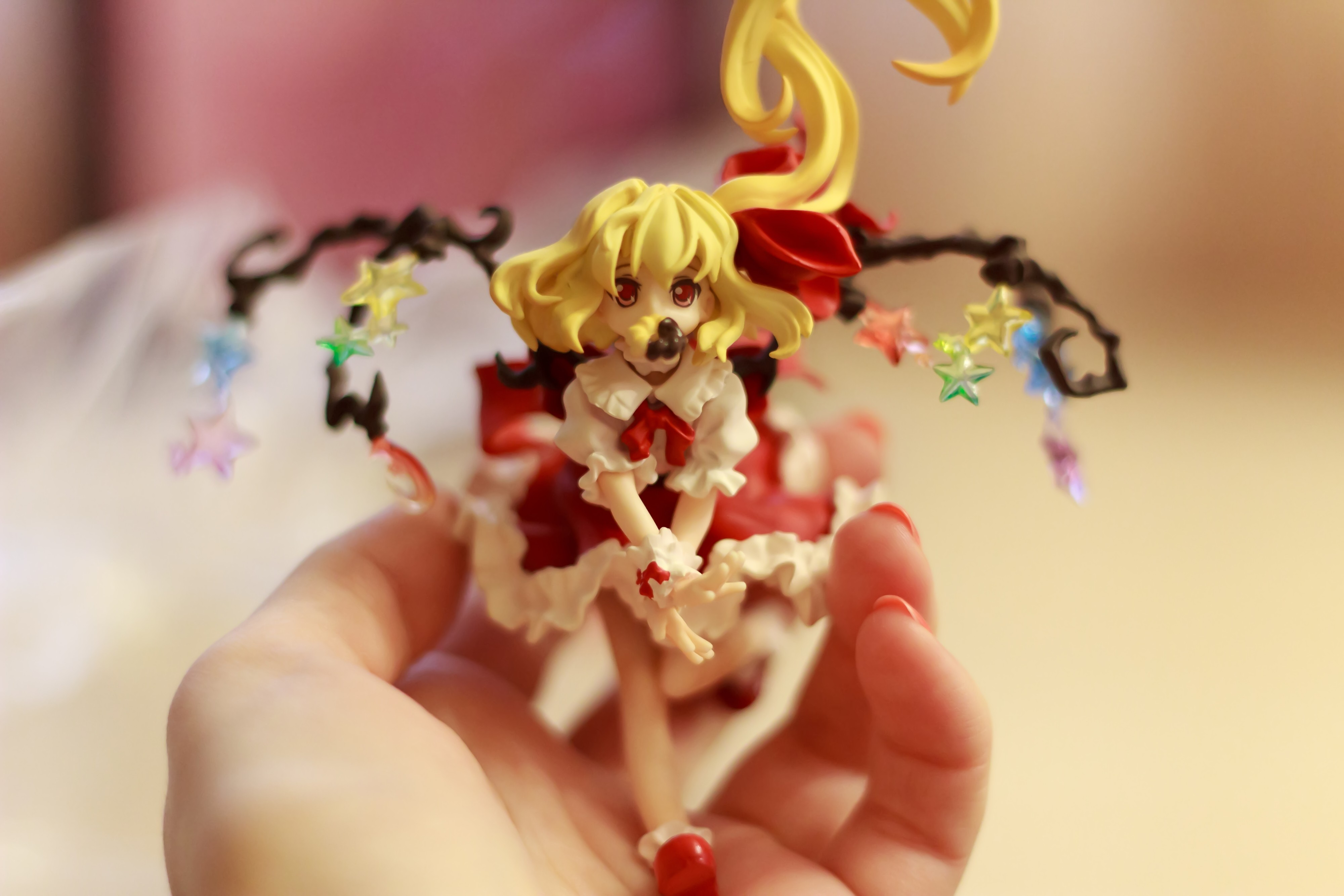 touhou_project orchid_seed flandre_scarlet team_shanghai_alice moenori