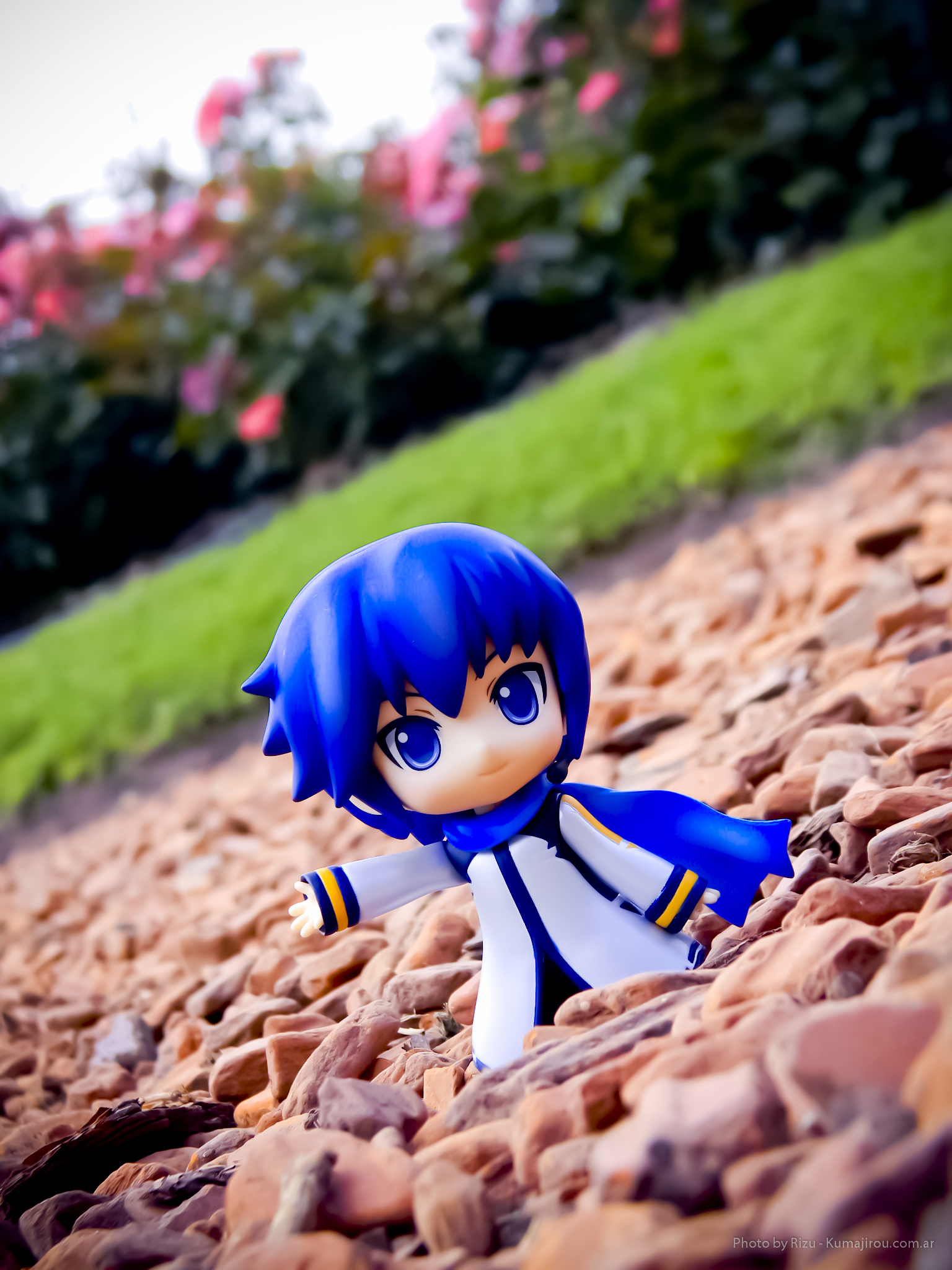 vocaloid nendoroid kaito good_smile_company ageta_yukiwo crypton_future_media