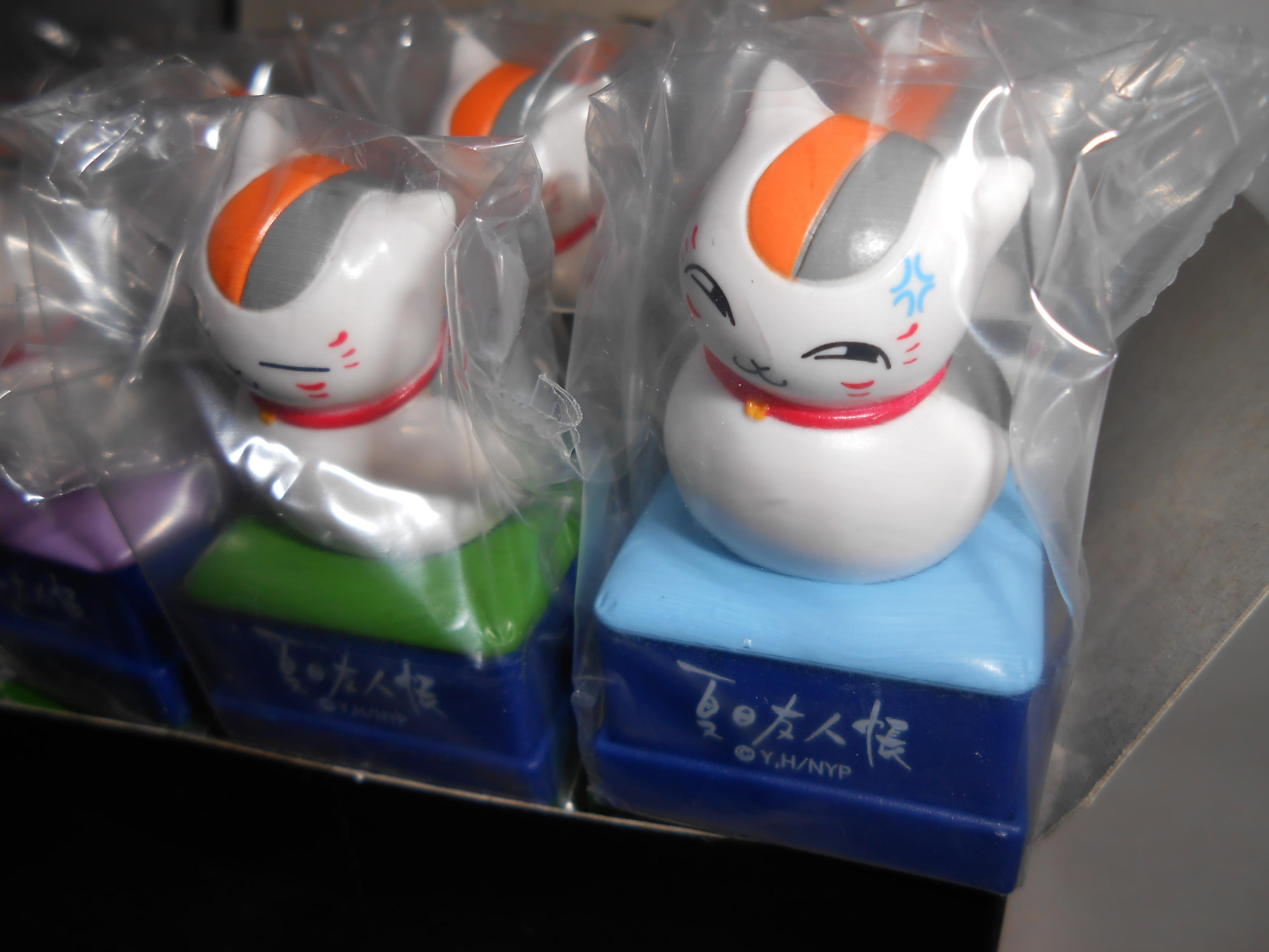 natsume_yuujinchou madara_(nyanko-sensei) platz stamp