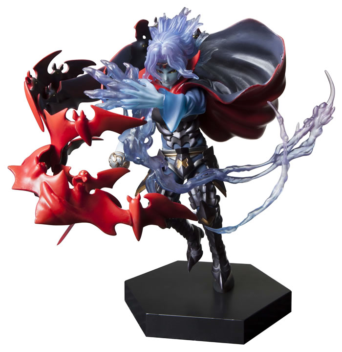 plex puzzle_&_dragons ultimate_modeling_collection_figure duke_vampire_lord
