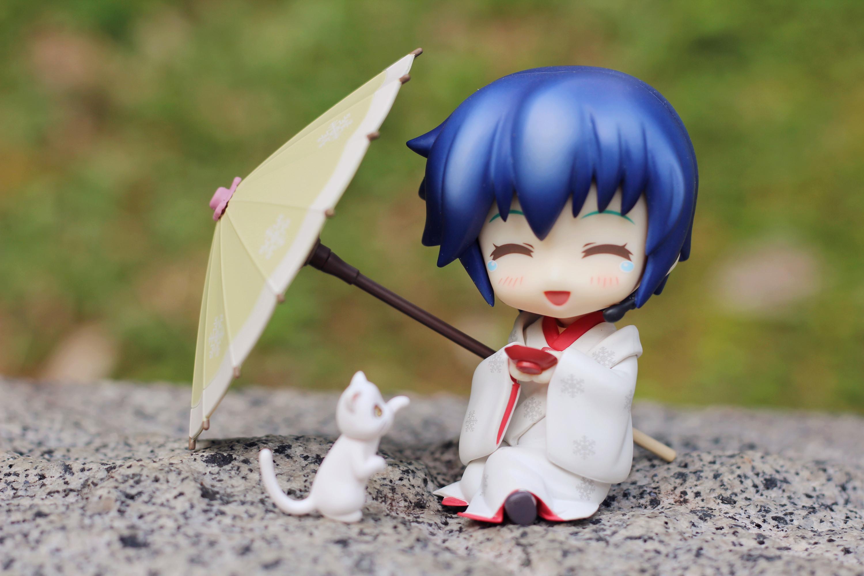 vocaloid key nendoroid kaito hatsune_miku good_smile_company little_busters! natsume_rin visual_art's nendoron ageta_yukiwo crypton_future_media doruji cheerful_japan! seibu_hidetoshi lennon