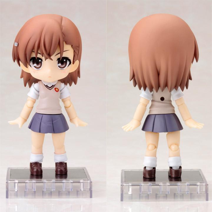 kotobukiya misaka_mikoto murakami_haruhi cu-poche to_aru_kagaku_no_railgun_s