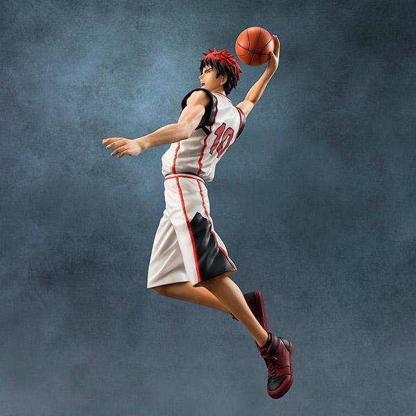 megahouse kuroko_no_basket kagami_taiga kuroko_no_basket_figure_series