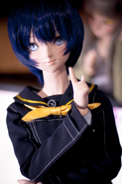 volks dollfie_dream kujikawa_rise kitahara_kousuke zoukei-mura shin_megami_tensei:_persona_4 persona_4:_the_animation