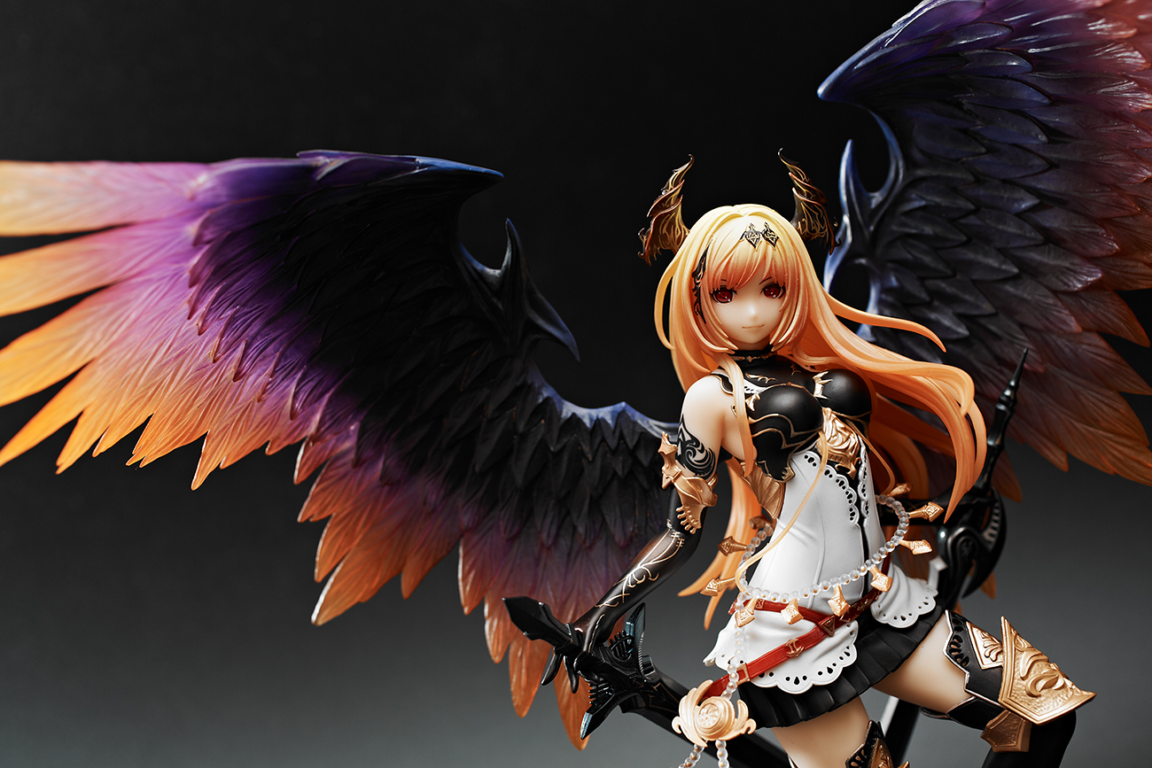 kotobukiya matsumoto_kouei mushimaro shingeki_no_bahamut dark_angel_olivia