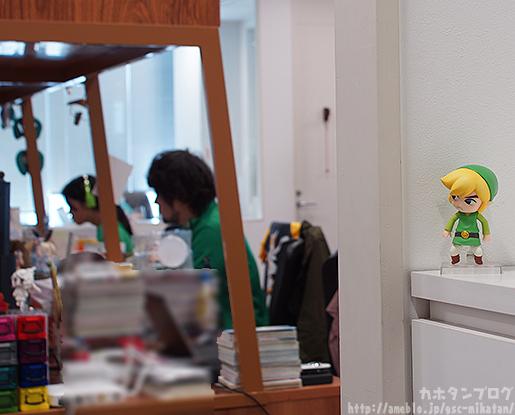 nintendo nendoroid good_smile_company link nendoron abusuke zelda_no_densetsu:_kaze_no_takt