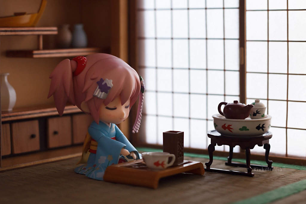 nendoroid good_smile_company nendoron katou_gaku mahou_shoujo_madoka★magica kaname_madoka aniplex kiking shaft