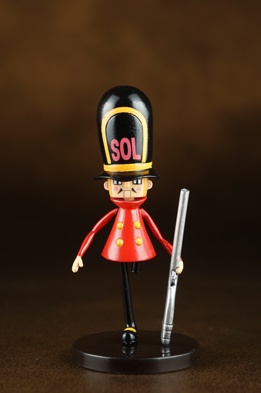 one_piece bandai oda_eiichiro one_piece_styling thunder_soldier