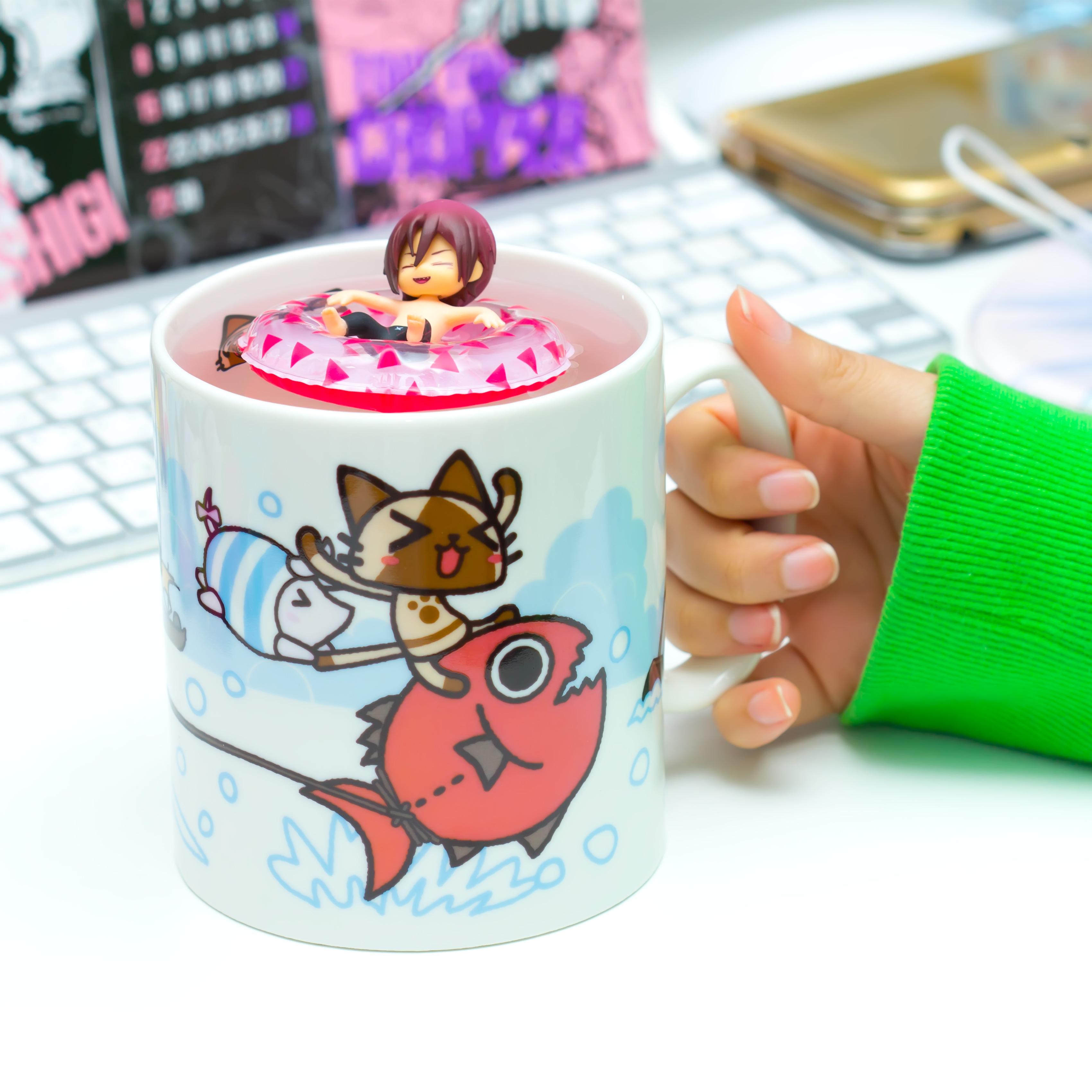 one_piece shueisha oda_eiichiro ensky kyoto_animation desktop_calendar comic_calendar free! matsuoka_rin ooji_kouji bath_figure charapuka