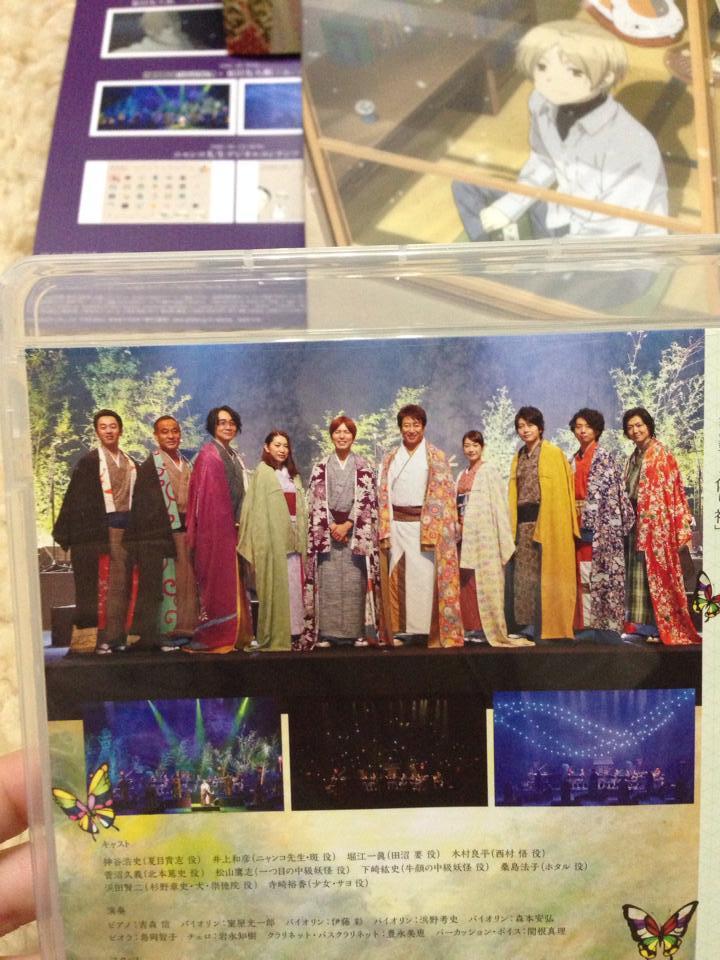 dvd aniplex sawashiro_miyuki yoshimori_makoto omori_takahiro itou_miki kamiya_hiroshi fujimura_ayumi ishida_akira suwabe_jun'ichi inoue_kazuhiko suganuma_hisayoshi kobayashi_sanae natsume_yuujinchou_itsuka_yuki_no_hi_ni horie_kazuma