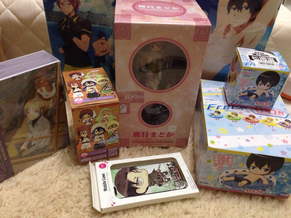 freeing dvd desk_mat ensky hobby_stock rubber_strap kaname_madoka aniplex kyoto_animation sawashiro_miyuki aoki_ume shaft yoshimori_makoto omori_takahiro itou_miki pic-lil! kamiya_hiroshi slaps fujimura_ayumi ishida_akira suwabe_jun'ichi inoue_kazuhiko suganuma_hisayoshi nanase_haruka free! tachibana_makoto matsuoka_rin hazuki_nagisa ryuugazaki_rei iwatobi-chan ooji_kouji kobayashi_sanae minarai gekijouban_mahou_shoujo_madoka★magica natsume_yuujinchou_itsuka_yuki_no_hi_ni horie_kazuma bath_figure charapuka pic-lil!_free!_trading_strap_2fr