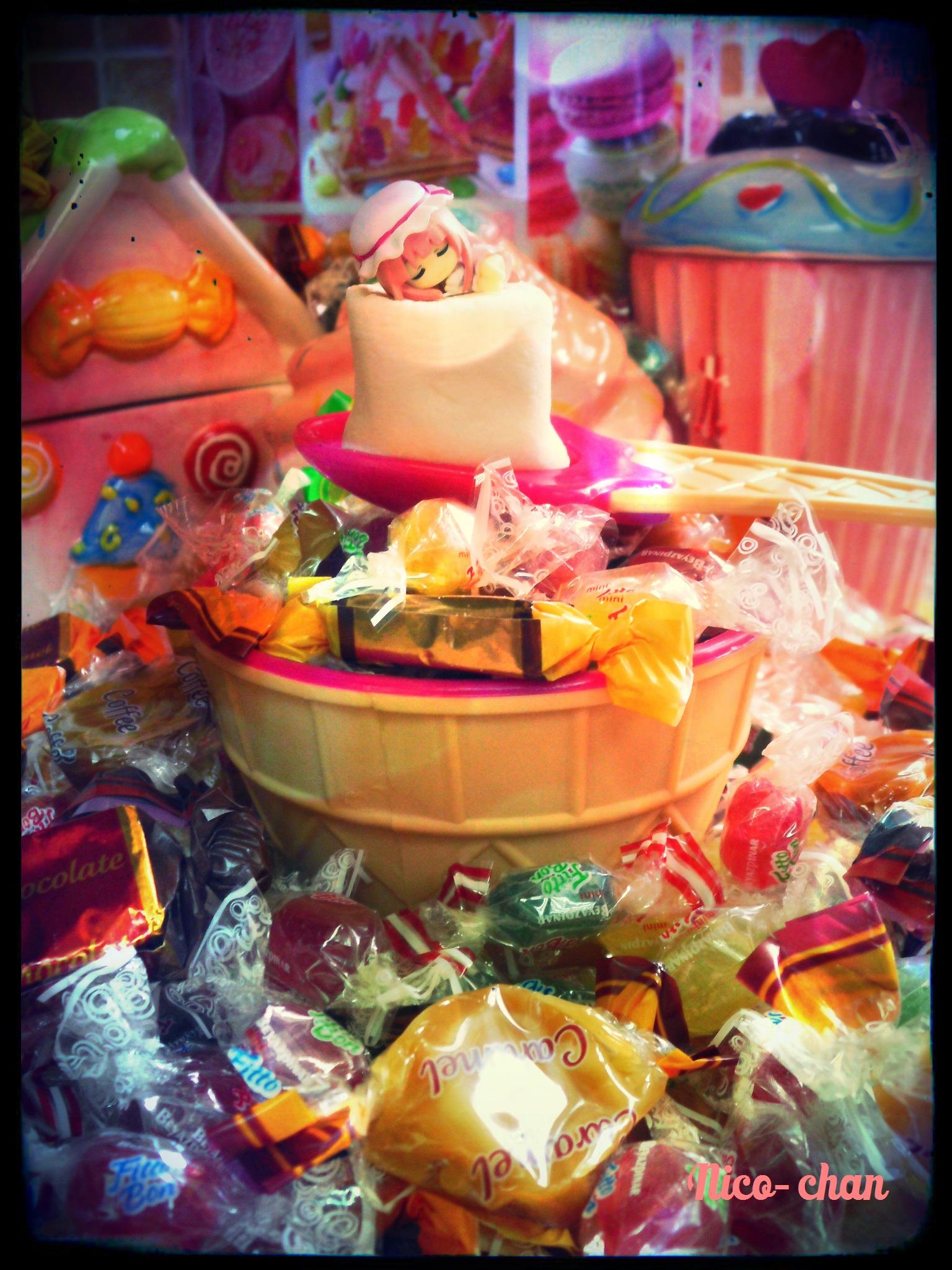 toy's_works ascii_media_works ro-kyu-bu! hakamada_hinata aoyama_sagu earphone_jack_accessory niitengo_sisters