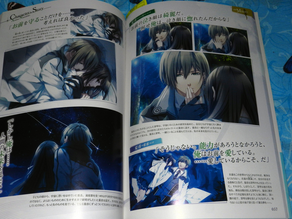 norn9_norn+nonette official_visual_fan_book ascii_media_works