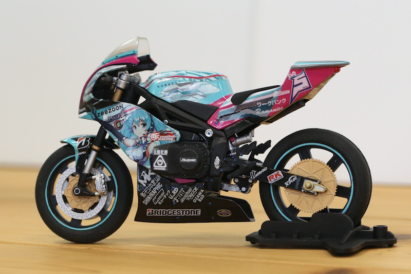 good_smile_racing good_smile_company freeing ex:ride