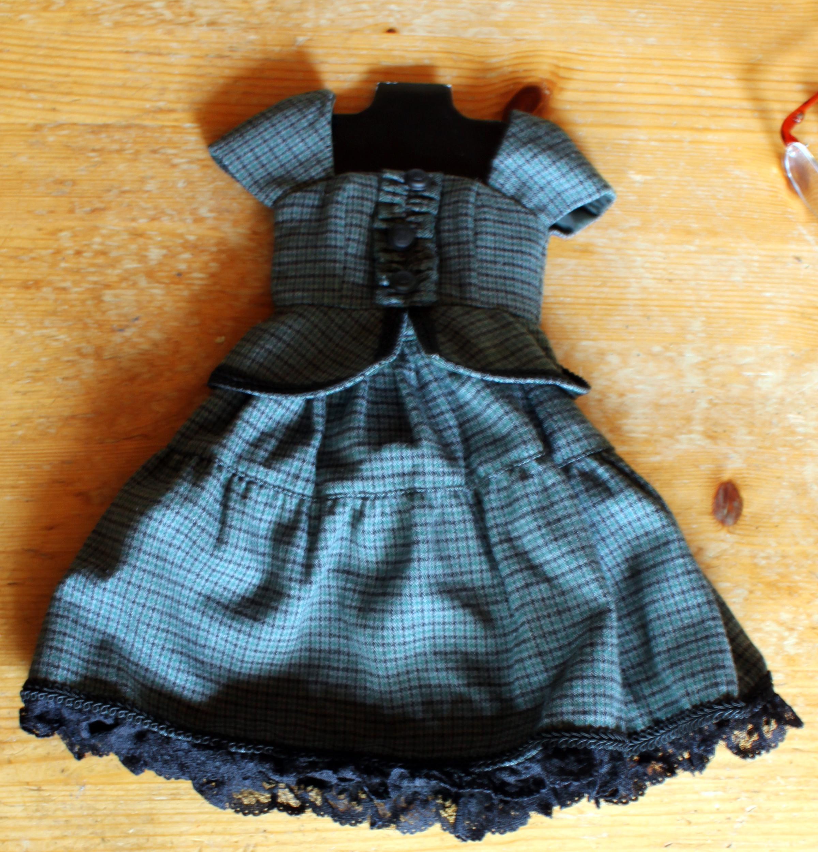volks doll_clothes la_parsonal_collection_black_label