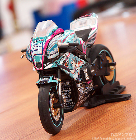freeing good_smile_company ex:ride good_smile_racing