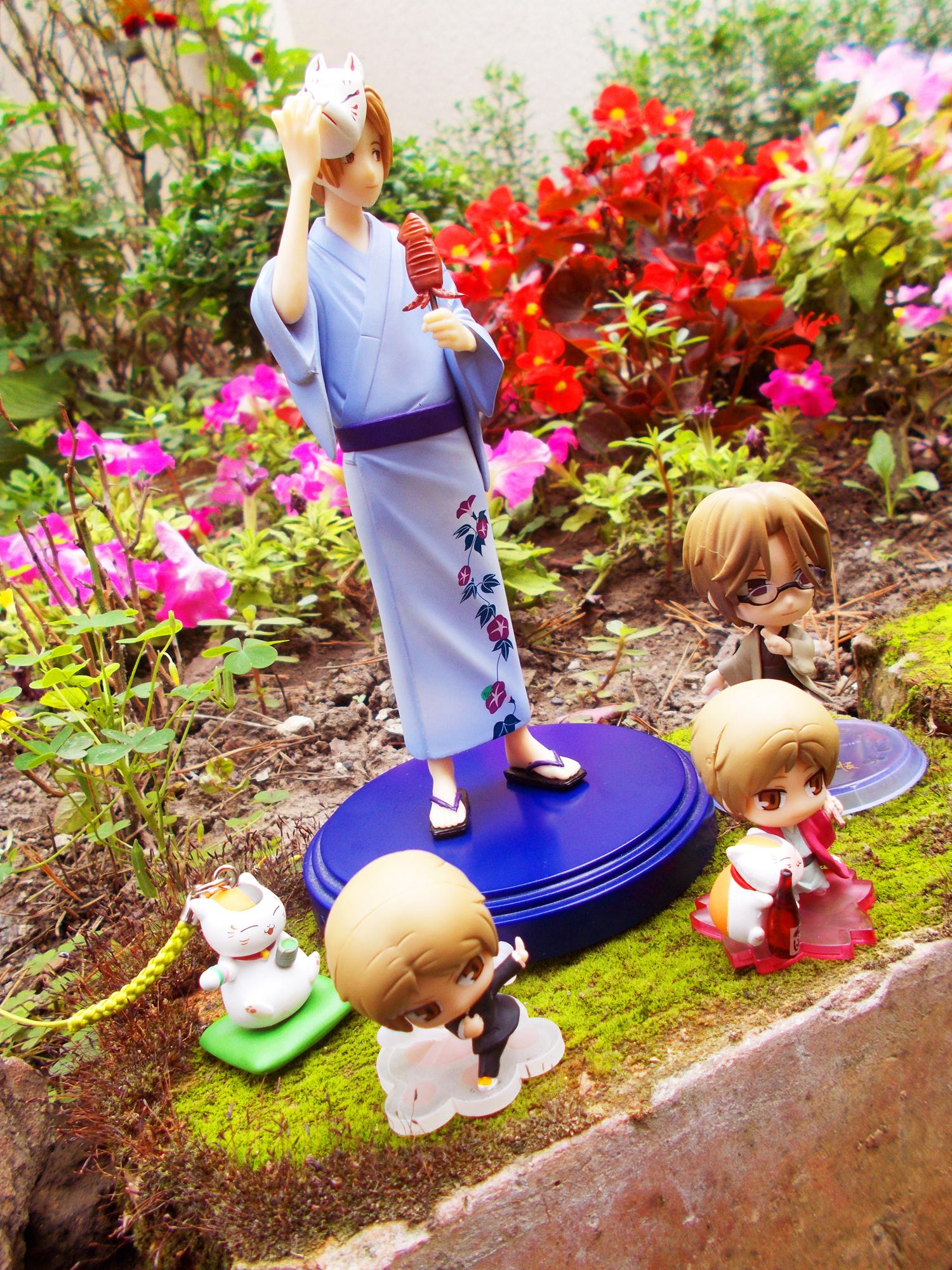megahouse banpresto natsume_yuujinchou natsume_takashi ichiban_kuji netsuke madara_(nyanko-sensei) takara_tomy_a.r.t.s petit_chara_land chibi_kyun-chara hakusensha midorikawa_yuki natsume_yuujinchou_san natori_shuuichi dxf_figure ichiban_kuji_natsume_yuujinchou_tribute_gallery__~_oshihanakatari_~ nyanko-sensei_strap_collection_part_3 petit_chara_land_natsume_yuujinchou_four_seasons