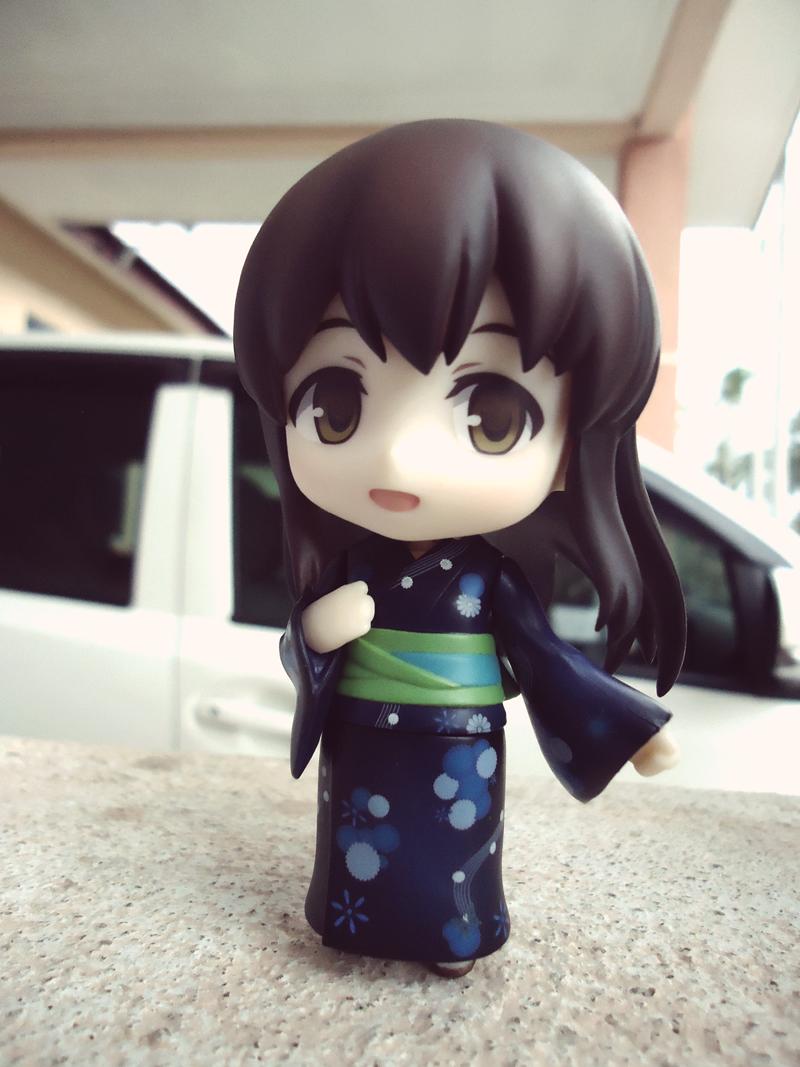vocaloid nendoroid hatsune_miku good_smile_company akagi nendoron maruhige shichibee kantai_collection_~kan_colle~ dmm.com kadokawa_games